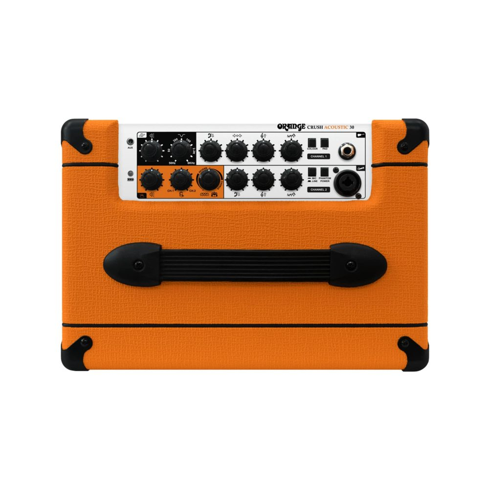 Amplificador Orange Combo para Violão Crush Acoustic 30 10380110 *