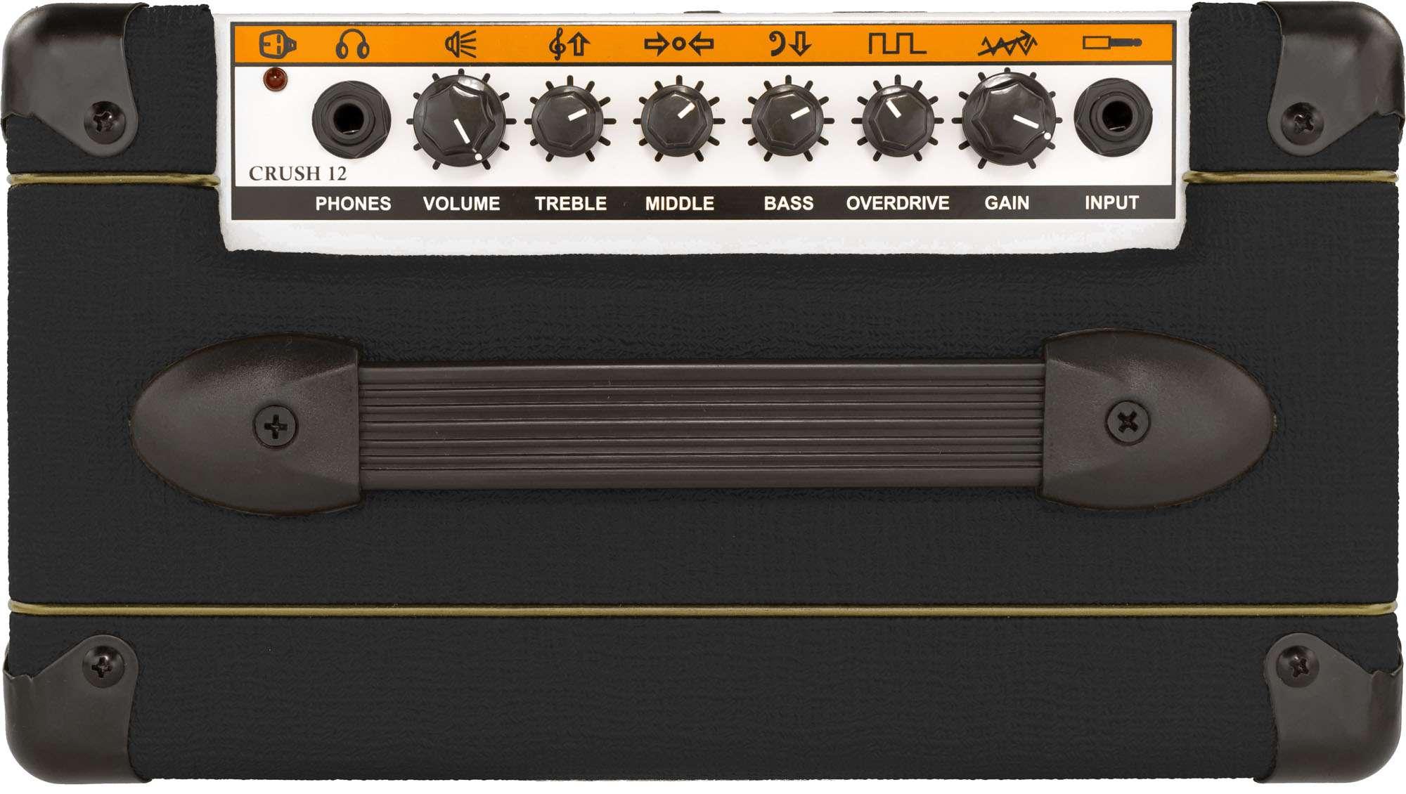 Amplificador para Guitarra Orange Crush 12