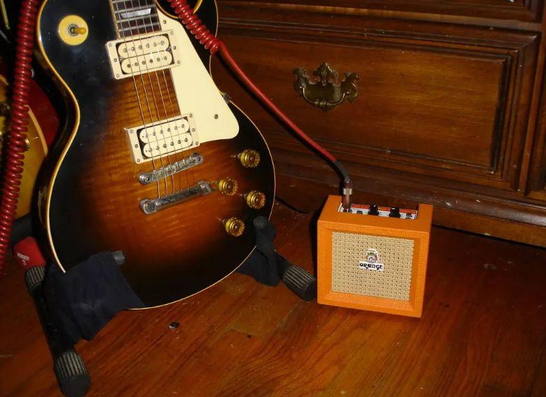 Amplificador para Guitarra Orange Crush Mini