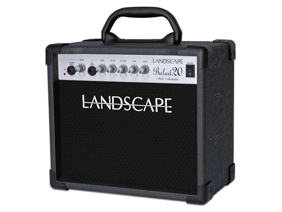 Amplificador para Violão e Voz Landscape Balad 20 BLD 20 - 20W