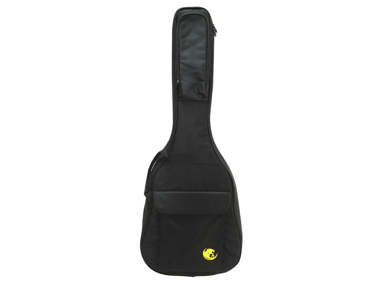 Bag Capa Violão Folk Super Luxo Acolchoado
