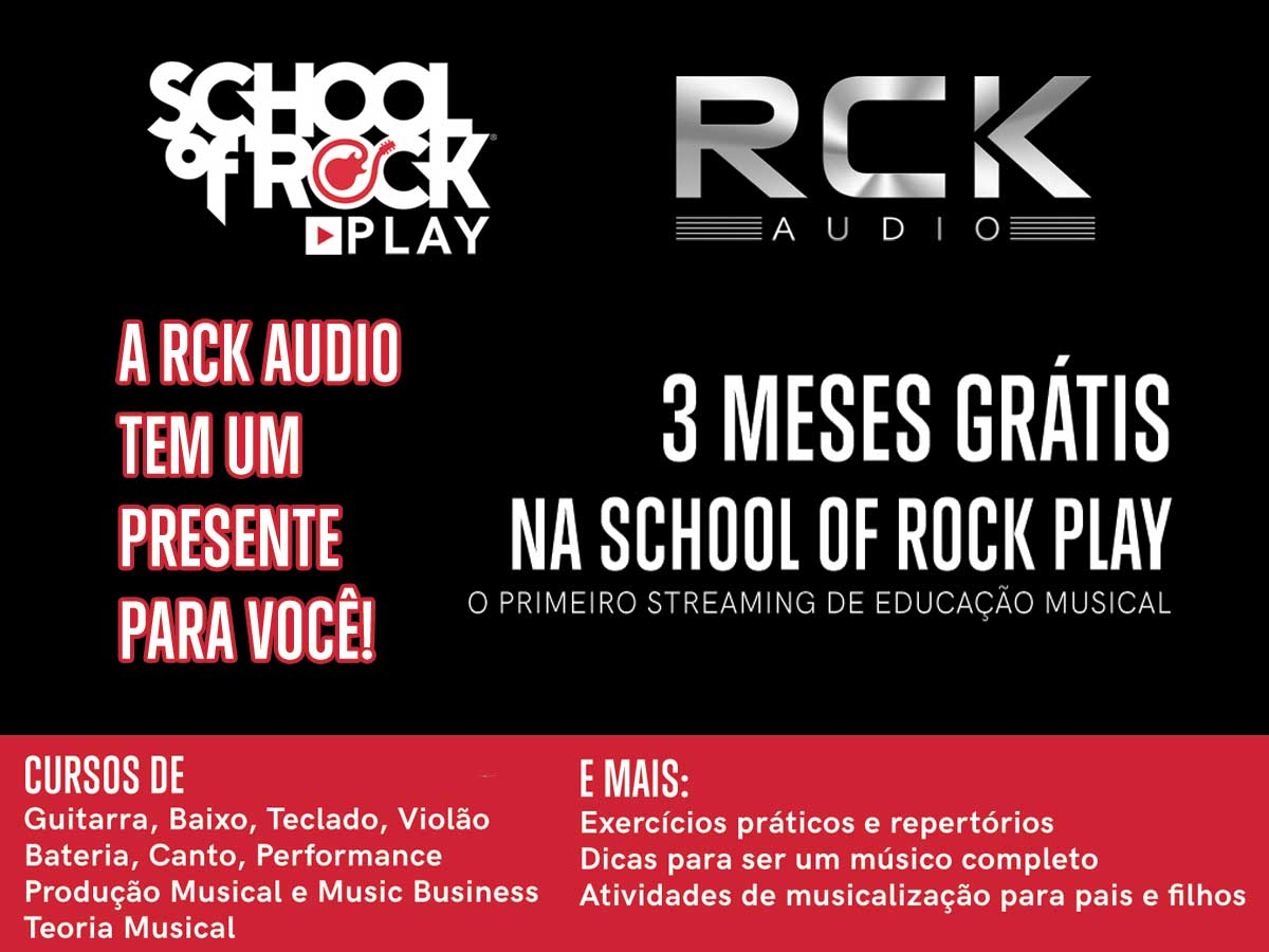 Bag Luxo para Violão Folk RCK Audio com Pelúcia