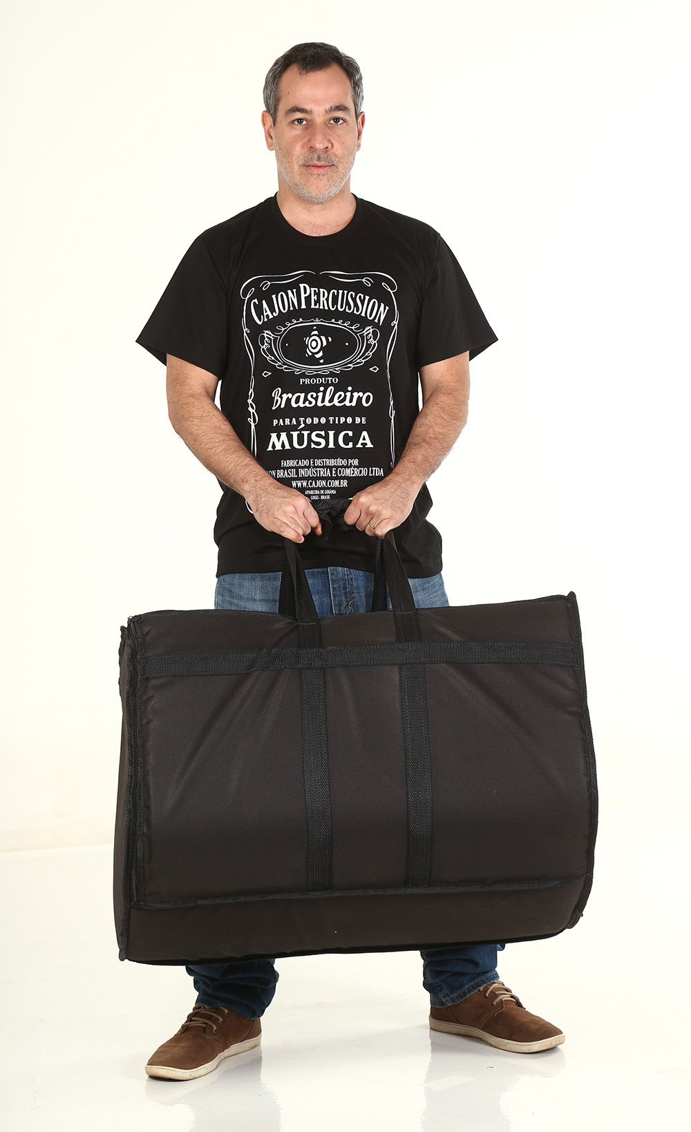Bag para Tajón Gig Box Cajón Percussion