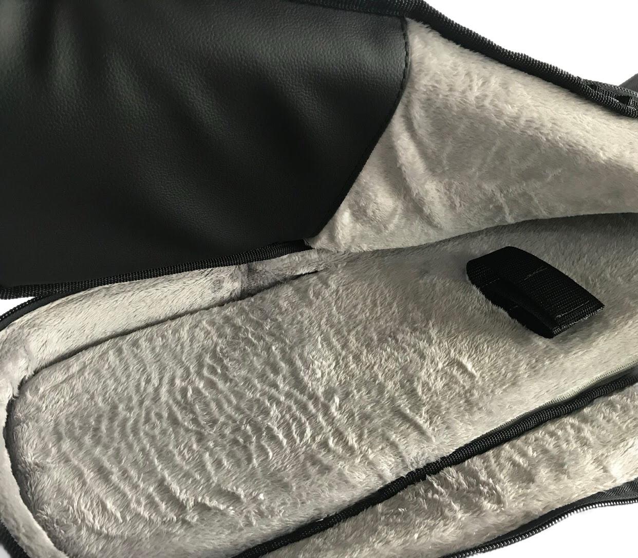 Bag Semi Case Guitarra Soft Case Premium