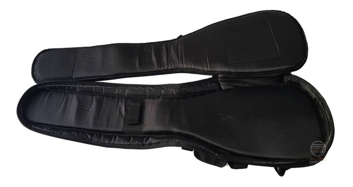 Bag Semi Case para Contra Baixo modelo Hofner Viola Bass - Soft Case
