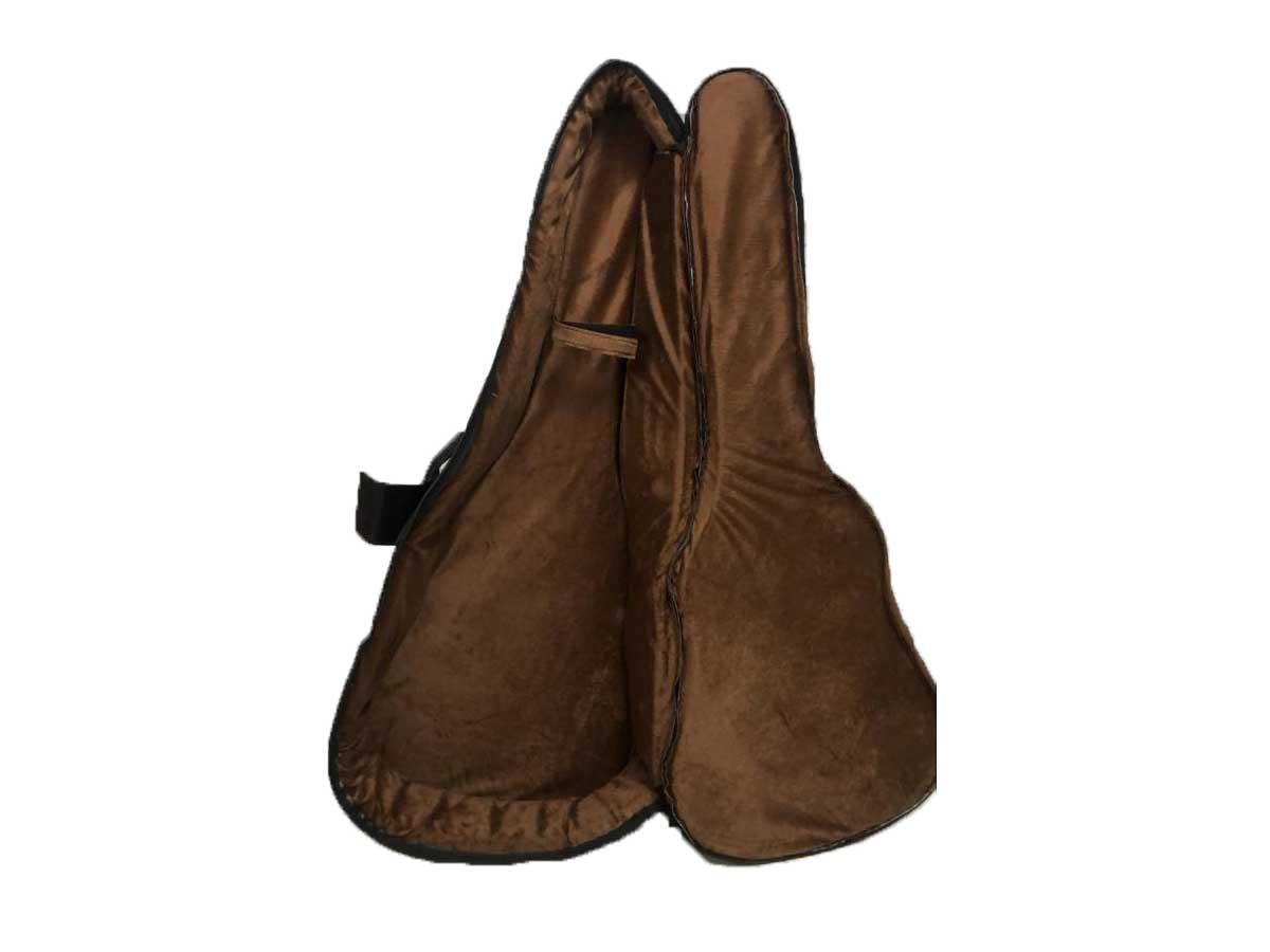 Bag Semi Case Para Violão Folk Premium