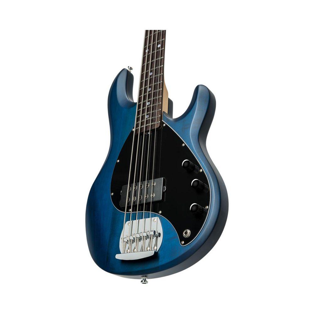 Baixo Sterling SUB Ray 5 Trans Blue Satin 10320061 *