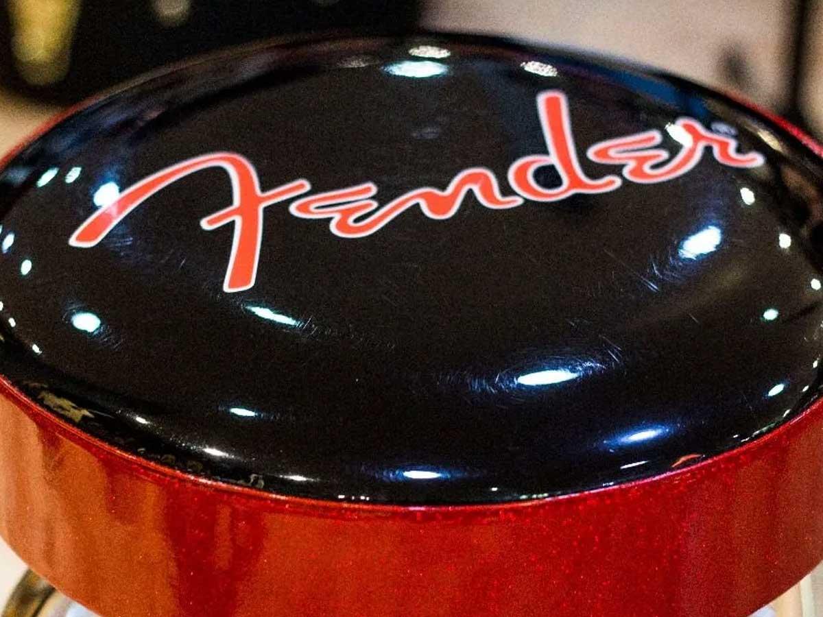 Banco Giratório Fender Barstool 24 Polegadas