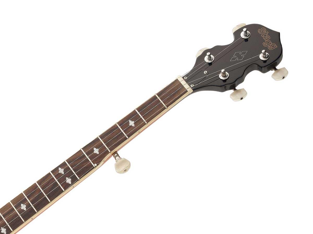 Banjo Americano de 5 Cordas Stagg BJM30 DL