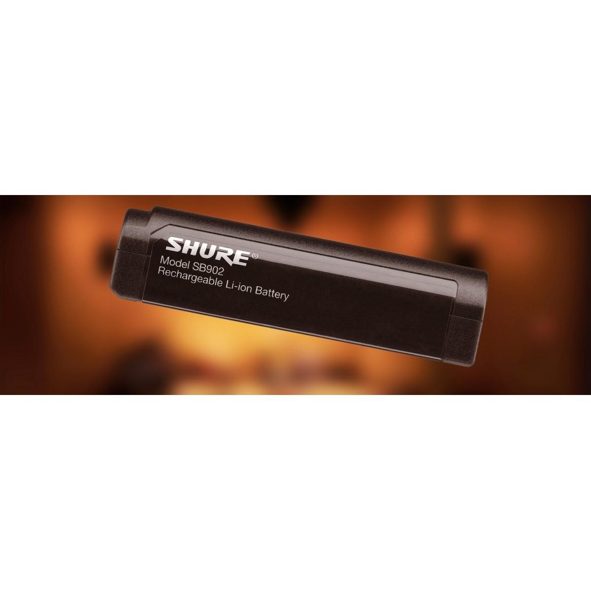 Bateria para Sistema GLX-D Shure SB902