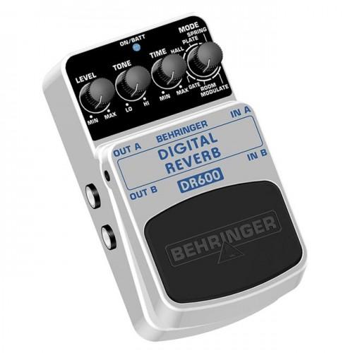 Behringer DR600 - Pedal Digital Reverb