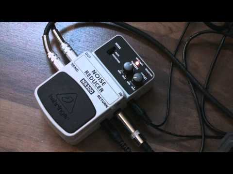 Behringer NR300 - Pedal Noise Reducer