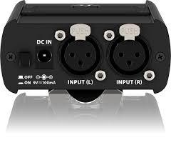 Behringer Powerplay P1 - Amplificador Fone de Ouvido