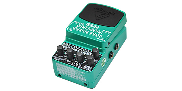 Behringer US600 - Pedal Pitch Shifter Harmonist