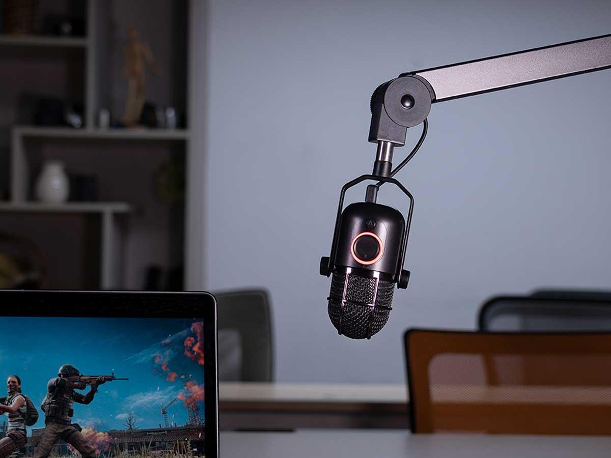 Braço Articulado para Microfone XLR Thronmax Caster