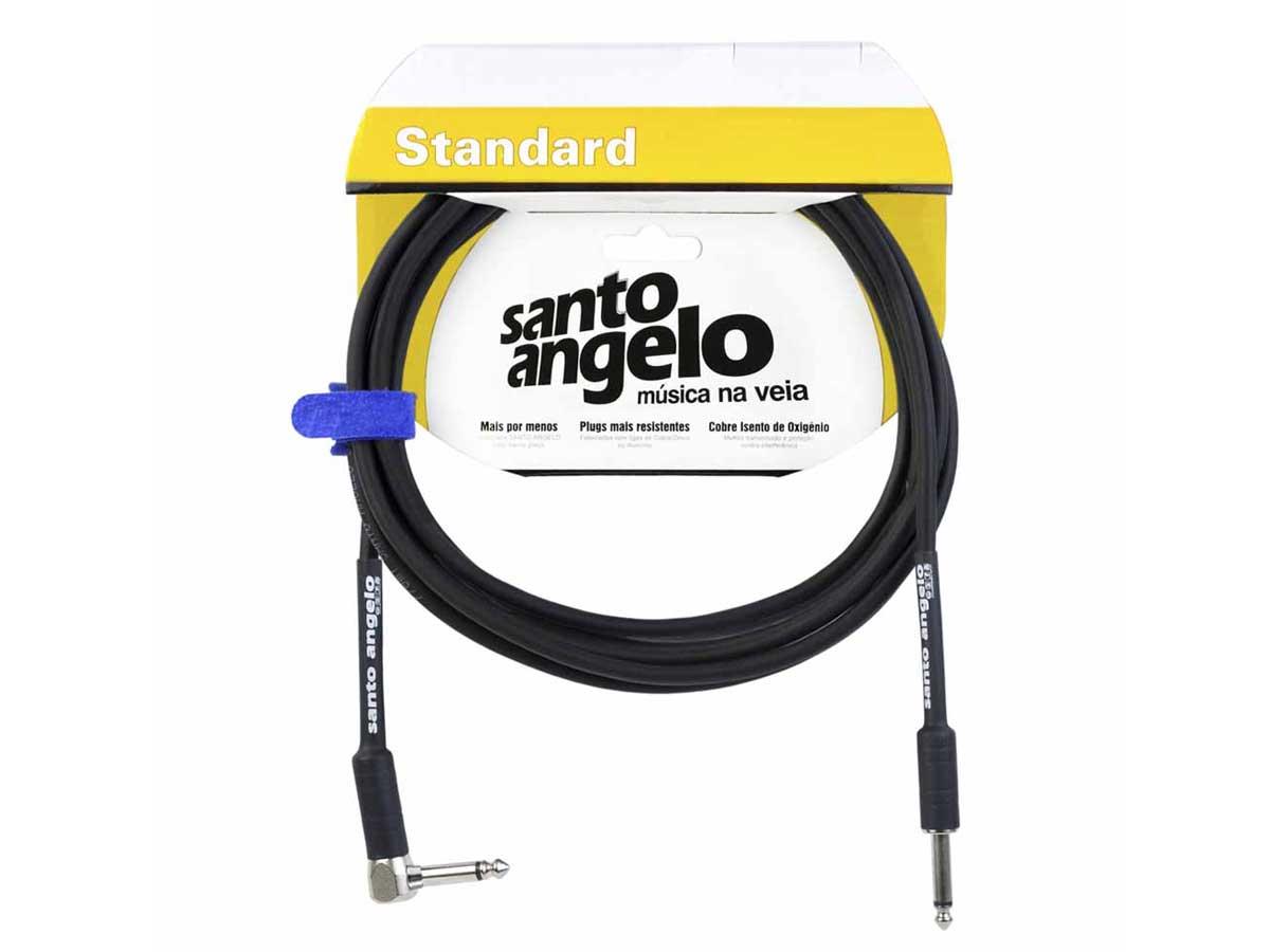 Cabo P10 Santo Ângelo Angel 15ft 4,57 Metros Plug L
