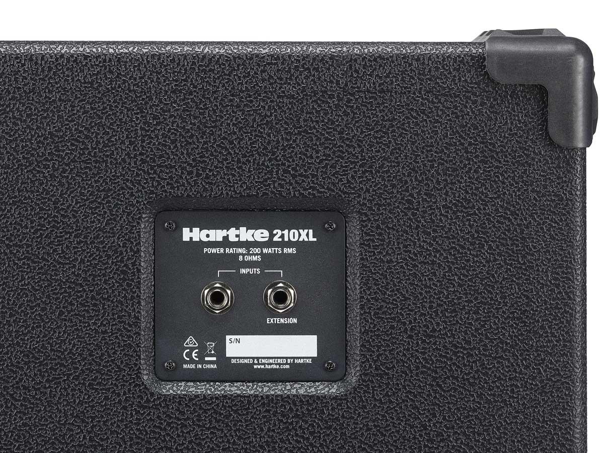 Caixa Acústica para Baixo Hartke 210XL V2