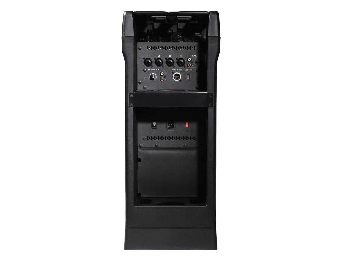 Caixa de Som Bluetooth Ativa Sistema Completo JBL Eon One Pro com Bateria