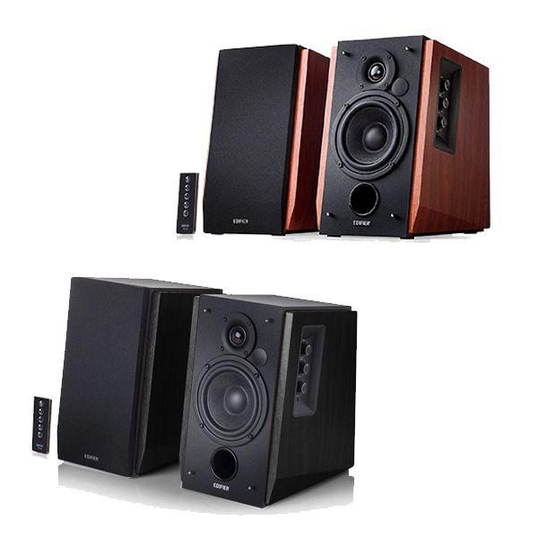 Caixa De Som Edifier R1700BT Monitor Referência Home Studio C/ Bluetooth