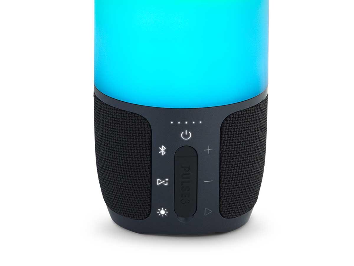 Caixa de Som Portátil JBL Pulse 3 com Bluetooth
