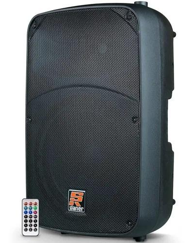 Caixa de Som Staner SR-212A Ativa Bluetooth