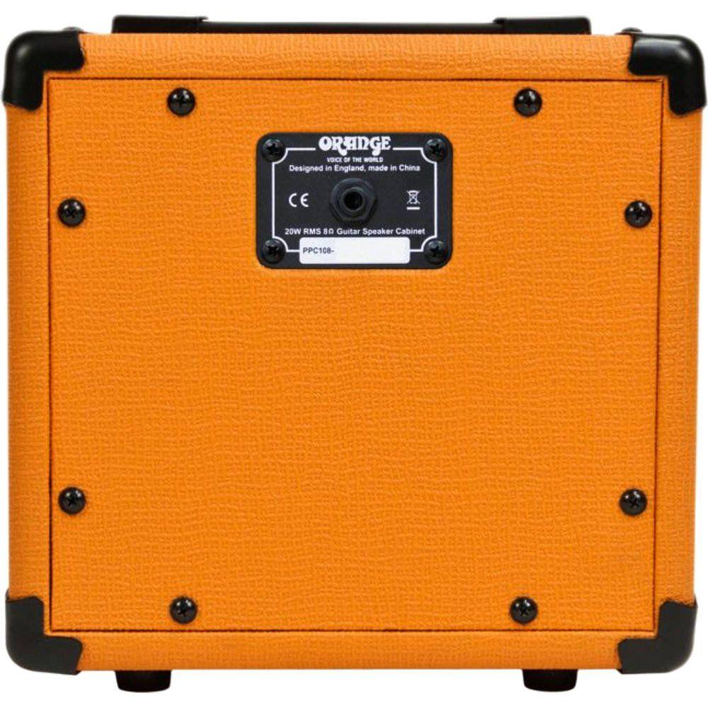 Caixa Orange para Guitarra PPC 108 20w