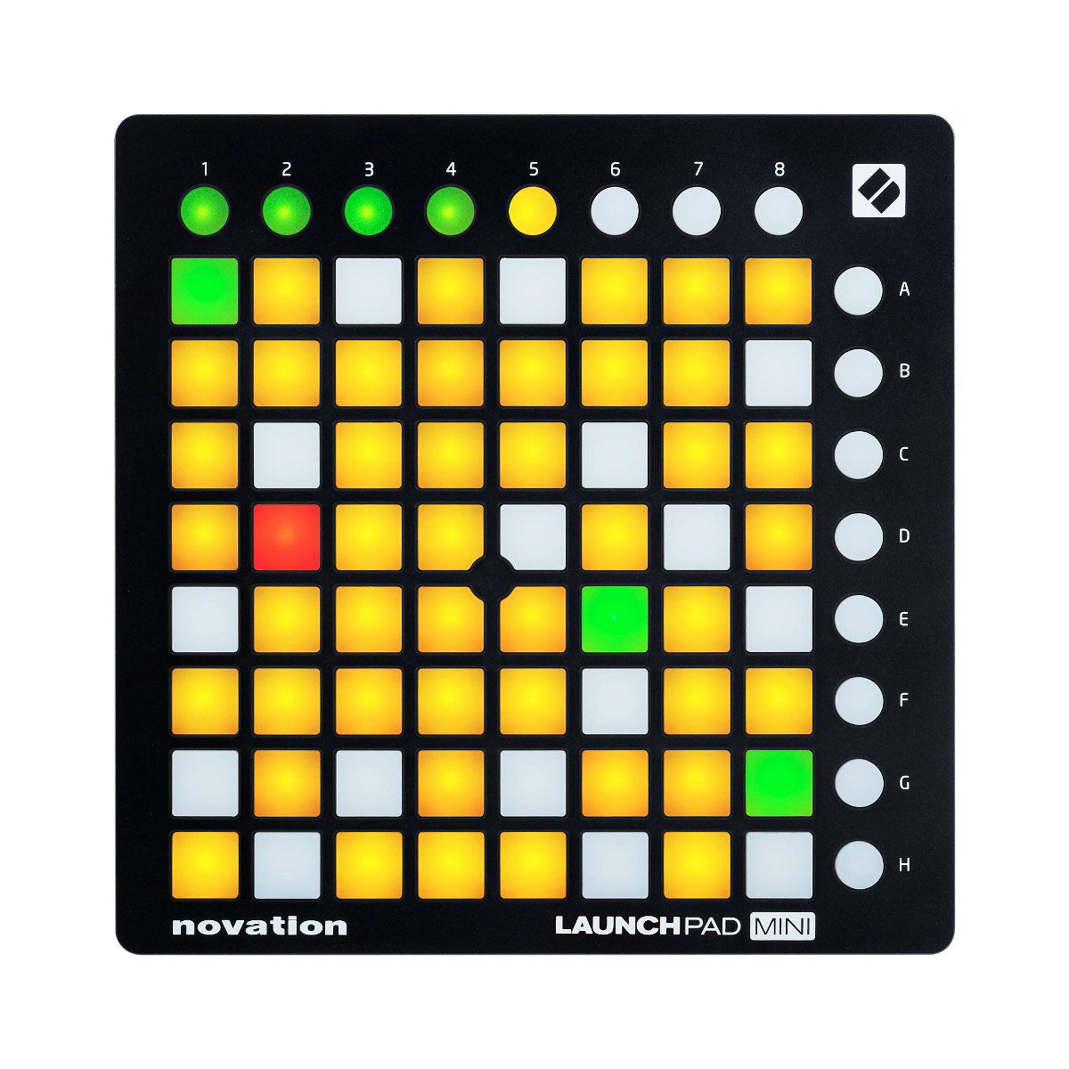 Controlador Novation Launchpad Mini MK2