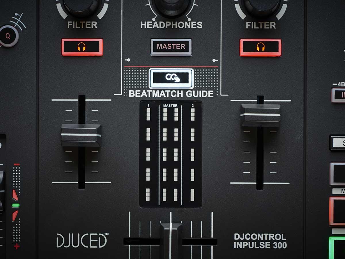 Controladora Para Dj Hercules DJcontrol Inpulse 300