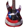 Guitarra Capitão América