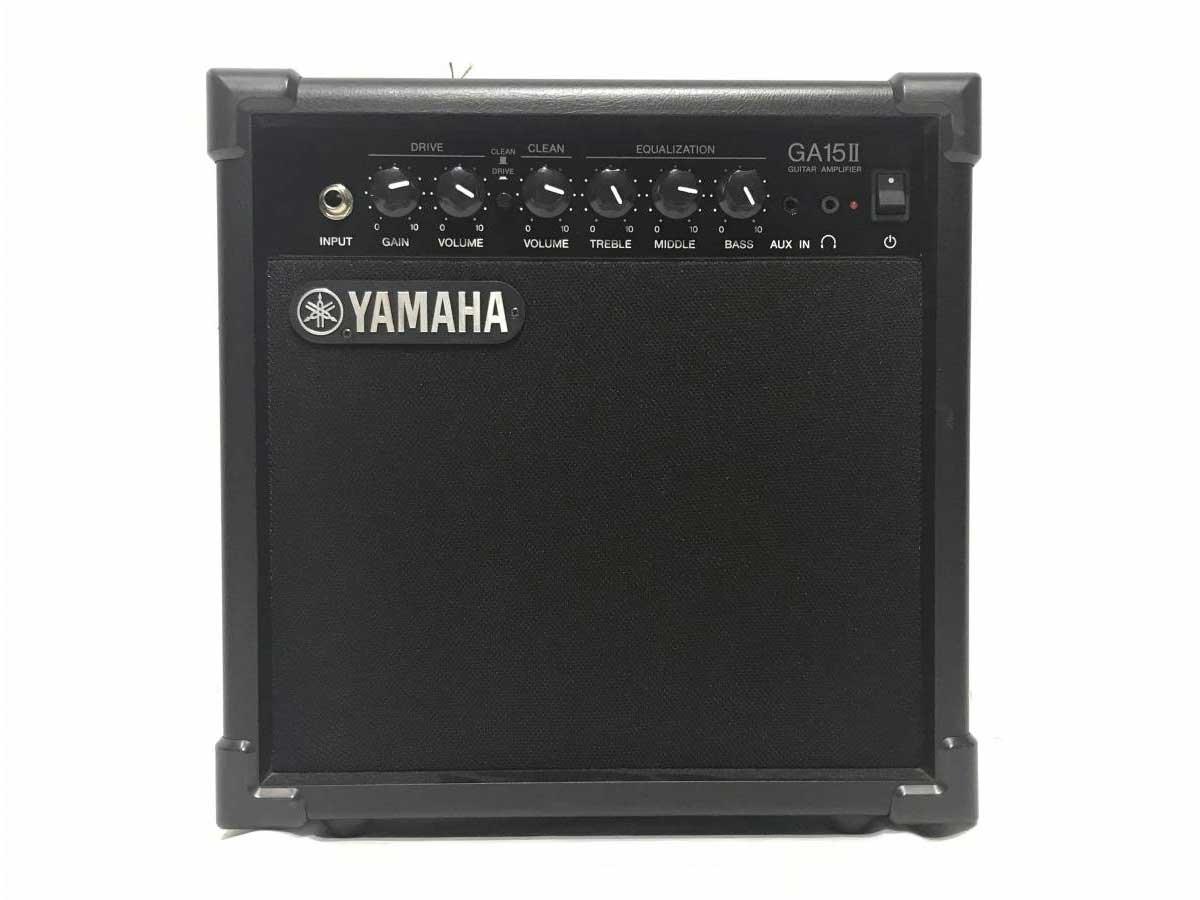 Cubo Amplificador para guitarra Yamaha GA15II BRA