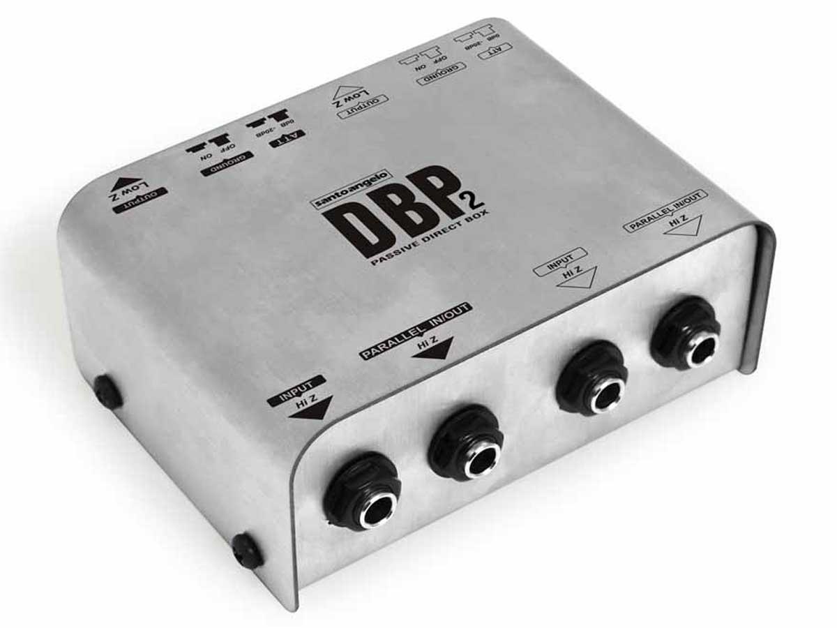 Direct Box Passivo Duplo Santo Ângelo DBP2