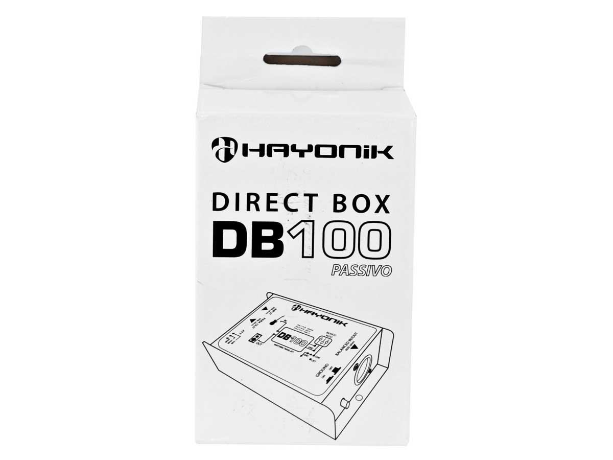 Direct Box Passivo Hayonik DB100