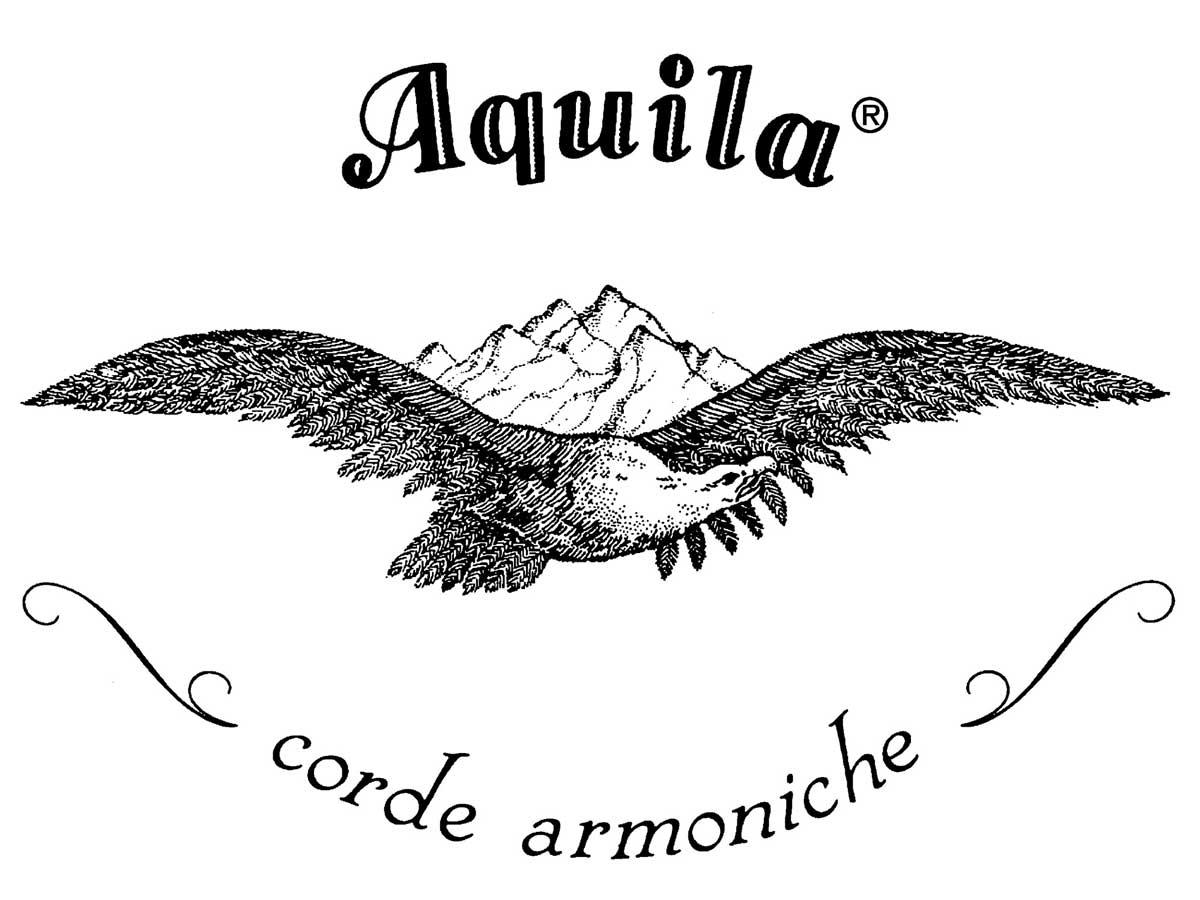 Encordoamento Ukulele Aquila Strings New Nylgut 5U Soprano Low G