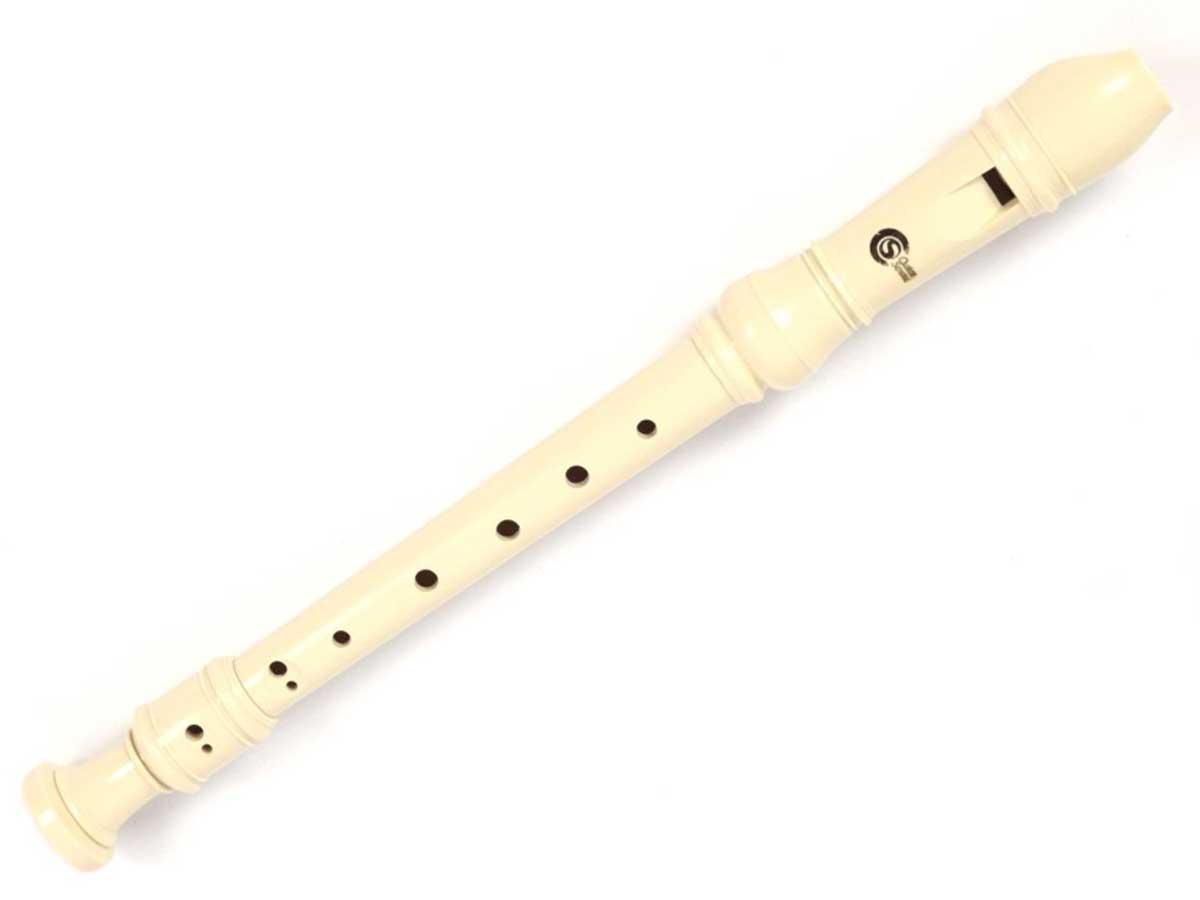Flauta Doce Soprano Barroca Custom Sound CFL-2