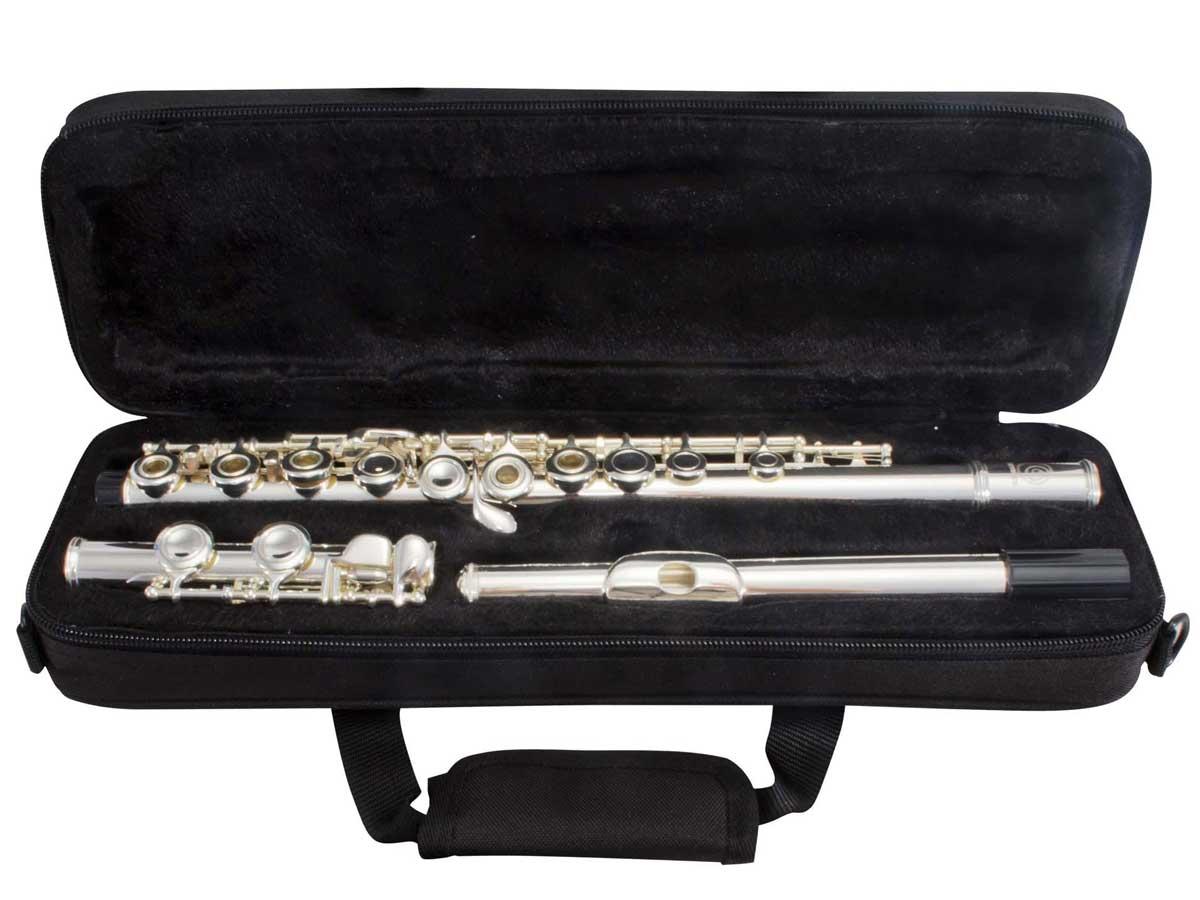 Flauta Transversal Harmonics HFL-5237S em Dó