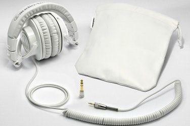 Fone Audio Technica Ath-M50x - Branco
