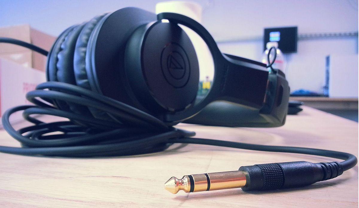 Fone de Ouvido Audio Technica ATH-M20x