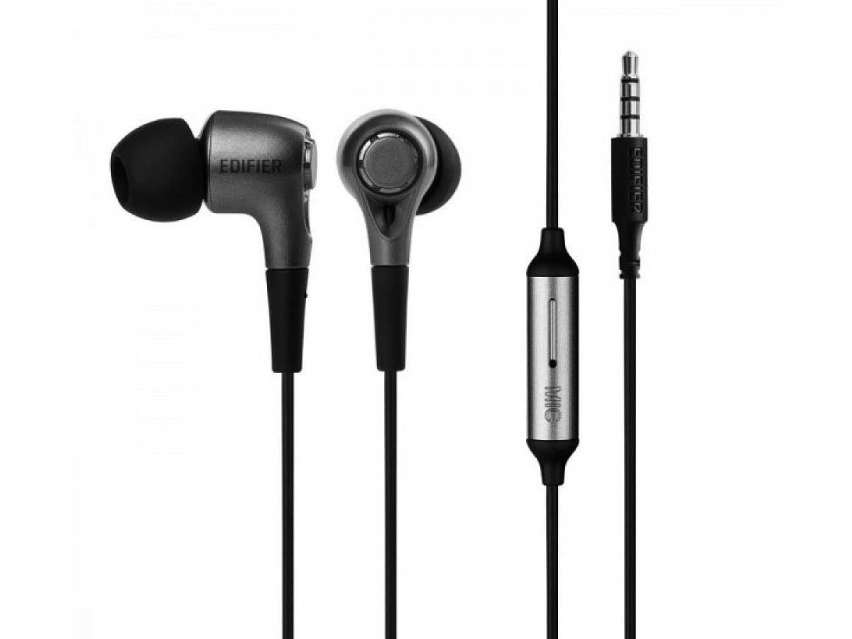 Fone de Ouvido com microfone Edifier P230 - In Ear
