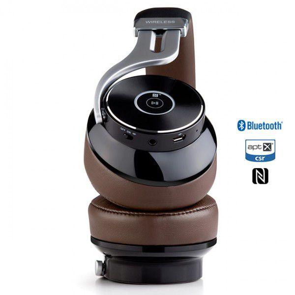 Fone de Ouvido Premium Hi-Fi Edifier W855BT Marron Bluetooth