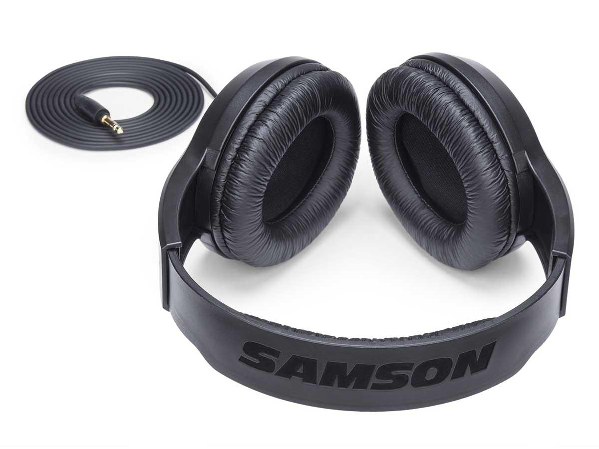 Fone de Ouvido Samson SR350 Over Ear