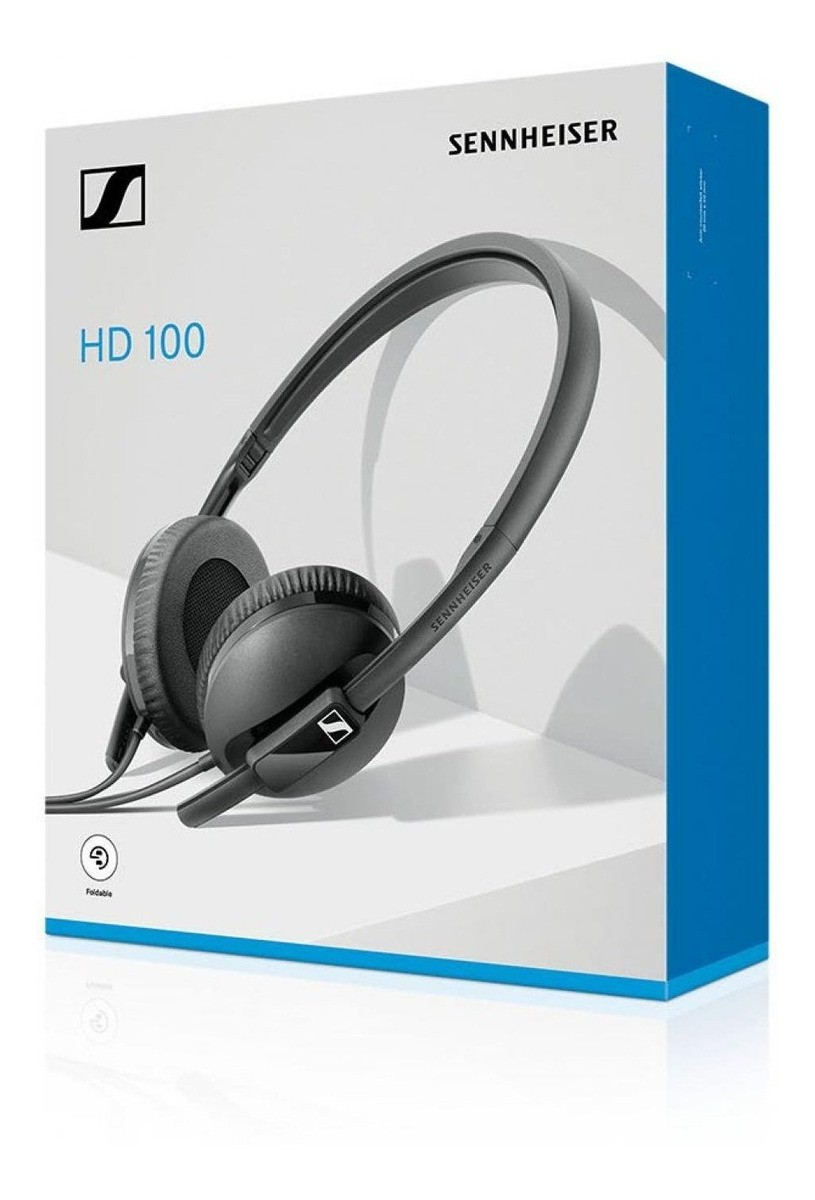 Fone de Ouvido Sennheiser HD100