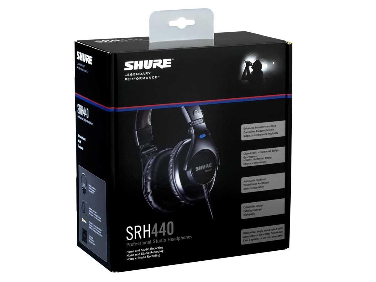 Fone de Ouvido Shure SRH 440