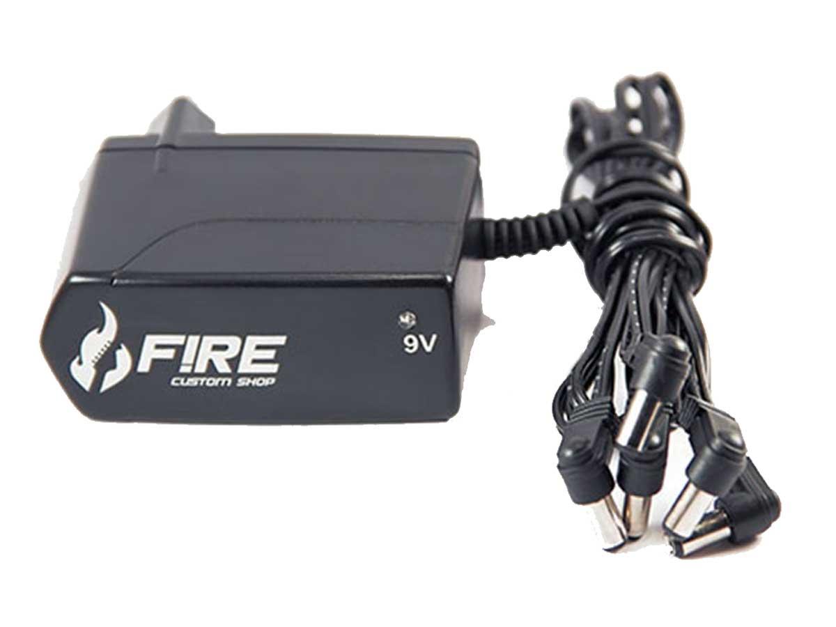 Fonte Fire Power 5 MKII para até 5 Pedais 9vDC 2000mA