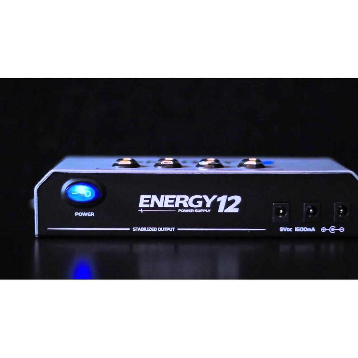 Fonte Para 12 Pedais Landscape Energy E12