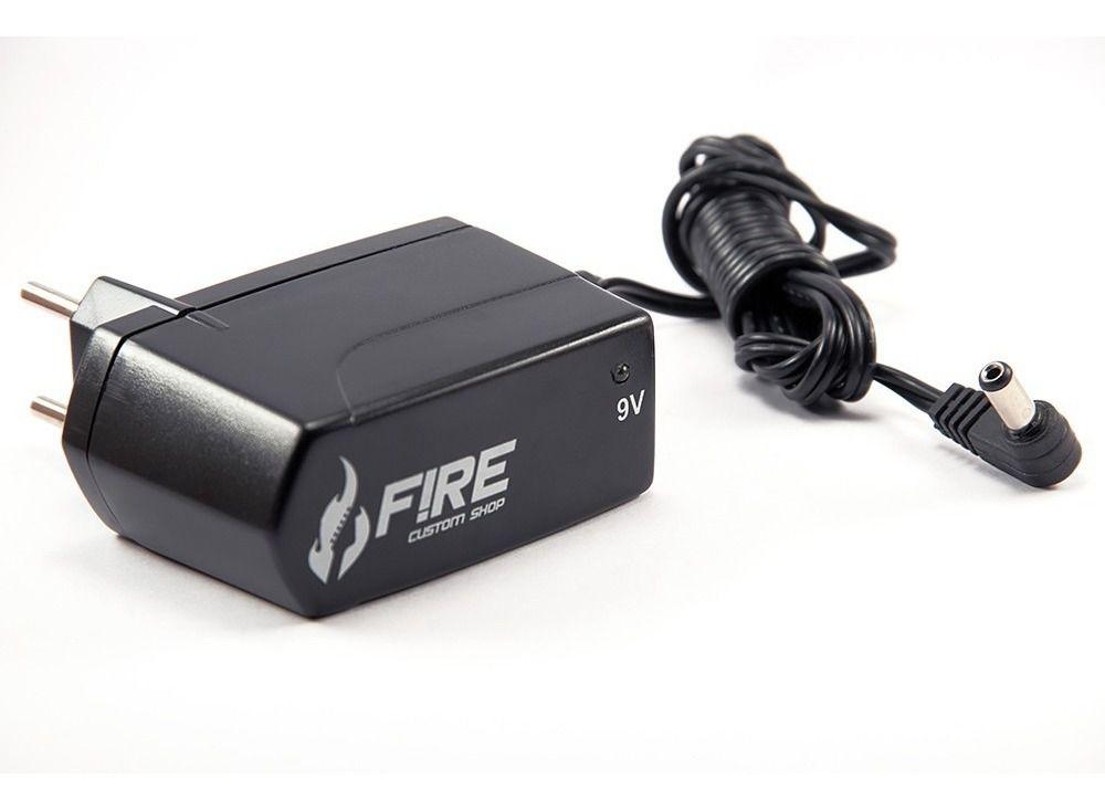 Fonte para pedal Fire Power One 9V