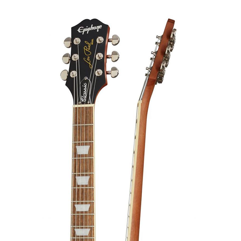 Guitarra Epiphone Les Paul Classic Worn Metallic Gold 10030706 *