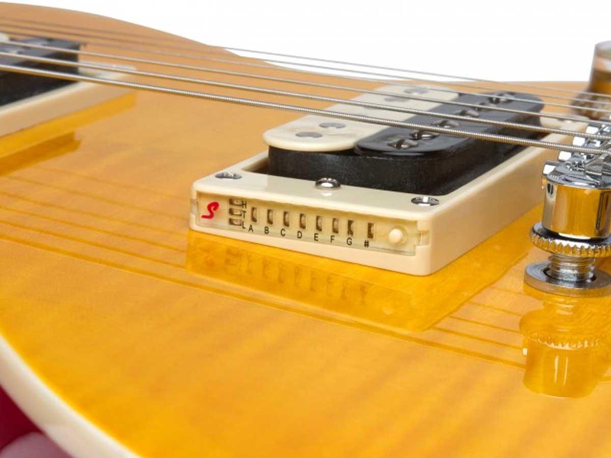 Guitarra Epiphone Les Paul Slash AFD Signature
