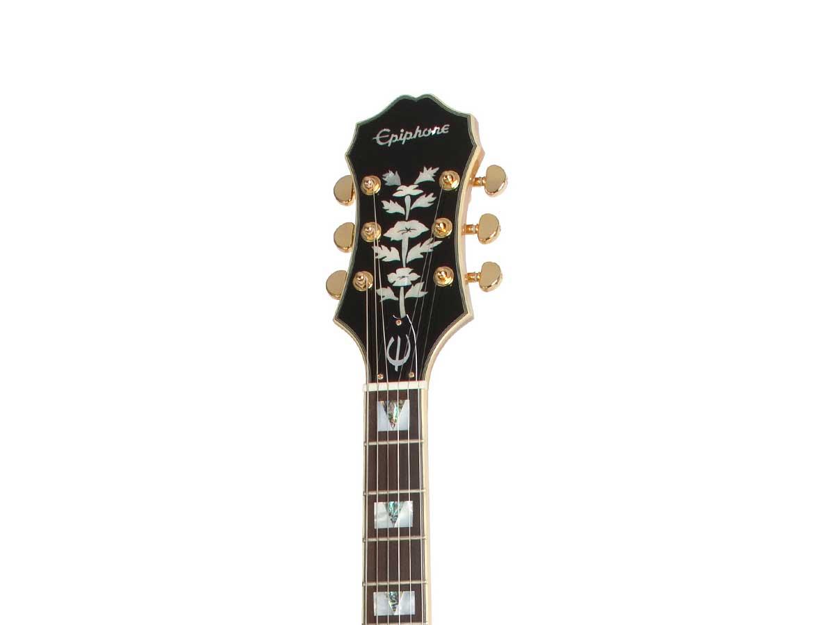 Guitarra Semi Acústica Epiphone Sheraton II PRO Natural 10030639 *