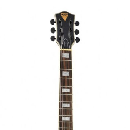 Guitarra Semi Acústica PHX Preta AC-1 BK