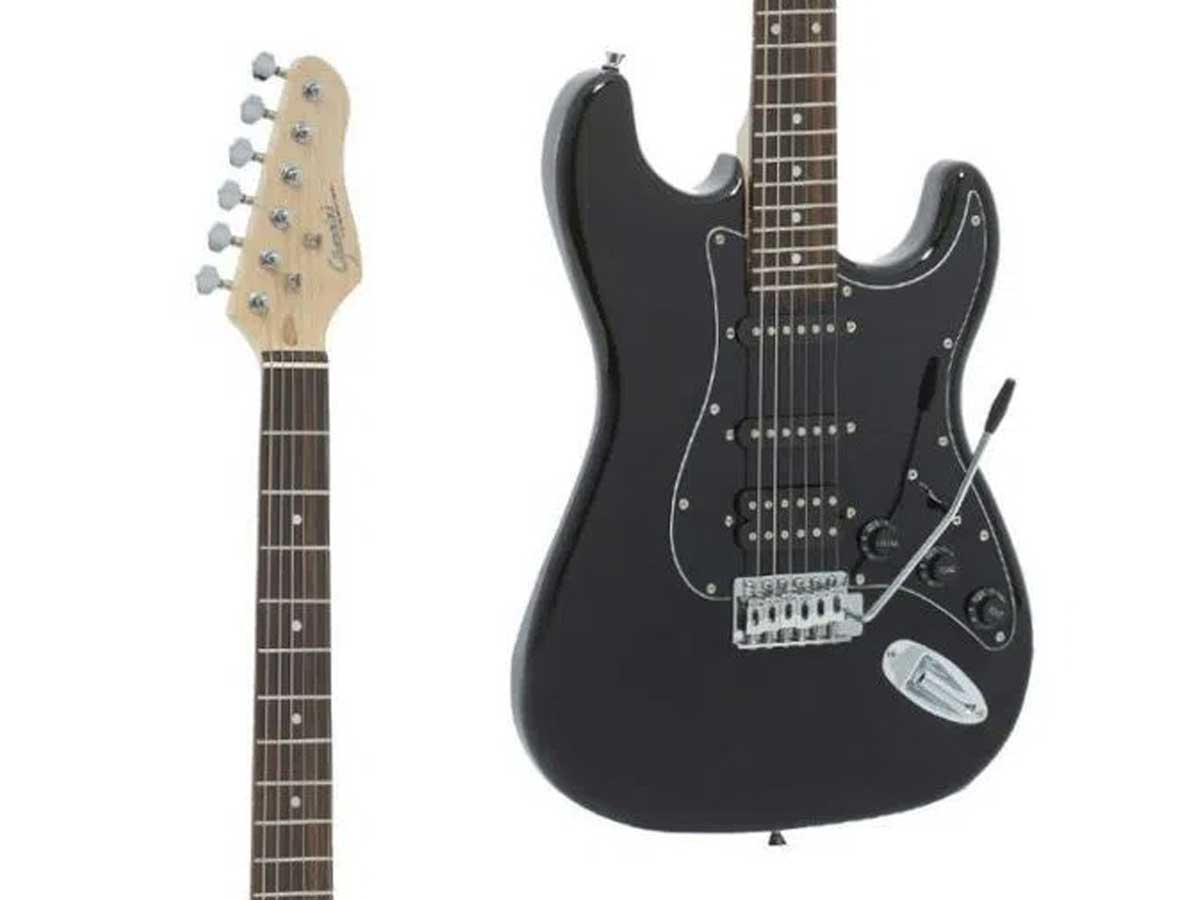 Guitarra Stratocaster Giannini G 101
